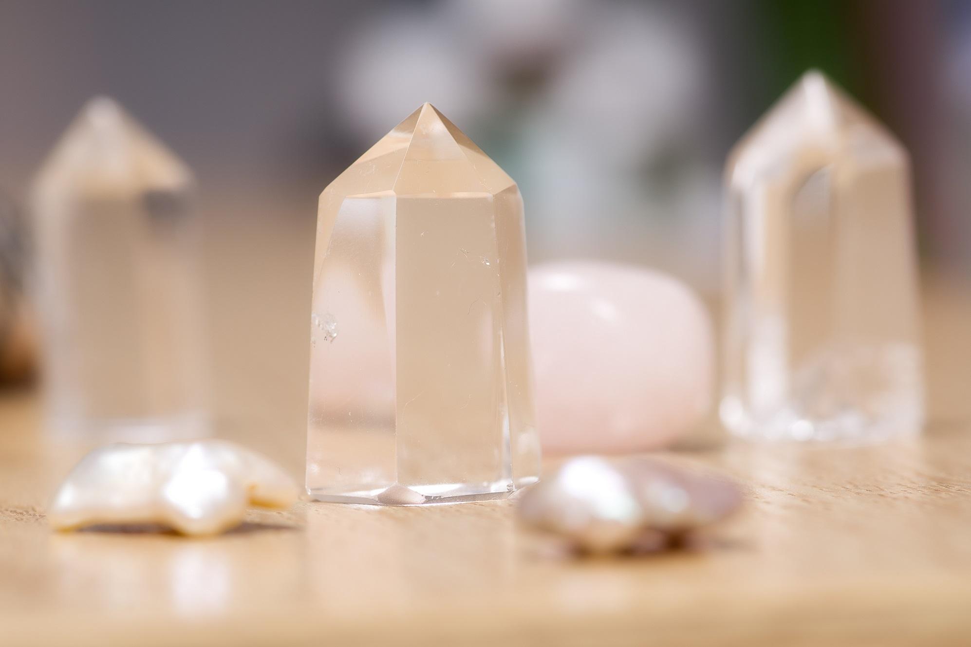 kristallen workshops